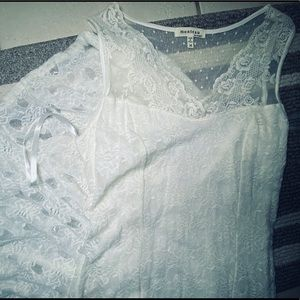 Check Out this Gorgeous Trendy  White Dress!!!